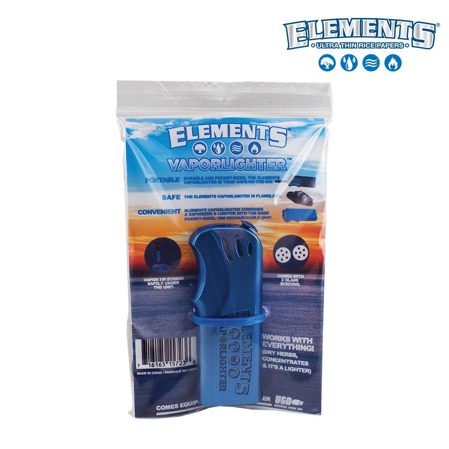 ELEMENTS VAPOR LIGHTER - BLUE