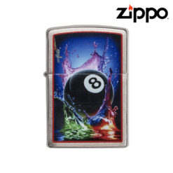 ZIPPO LIGHTER - 200 MAZZI
