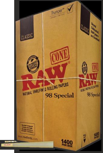 RAW CONE 98