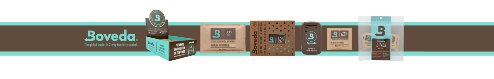 boveda humidity control banner